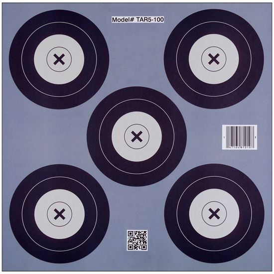 Picture of 30-06 5 Spot Targets