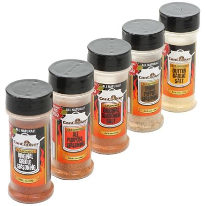 Picture of Can Cooker Seasoning