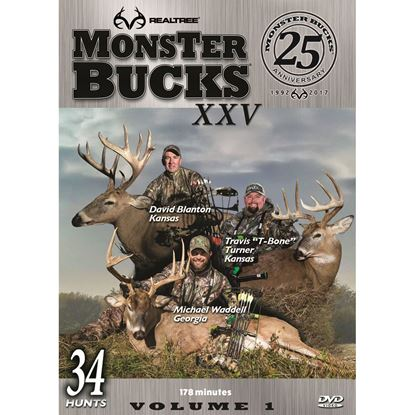 Picture of Realtree Monster Bucks XXV DVD
