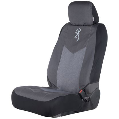 Picture of Browning Chevron Low Back Seat Cover