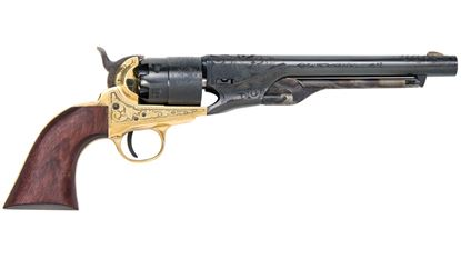 Picture of TRA 44 CAL 1860 ARMY ENGRAVED /