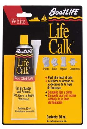 Picture of LIFE CAULK TUBE WHT