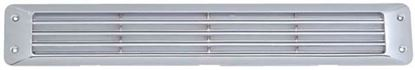 Picture of ATTW VENT LOUVERED WHT