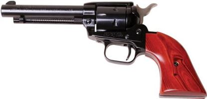 "Picture of Heritage 22LR/22WMR 4-3/4"" B SA Revolver"