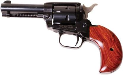 """Picture of Heritage 22LR/22WMR 4.75"""" Blue BH"""