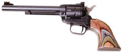"""Picture of Heritage 22LR/22WMR 6"""" Black Satin A/S"""