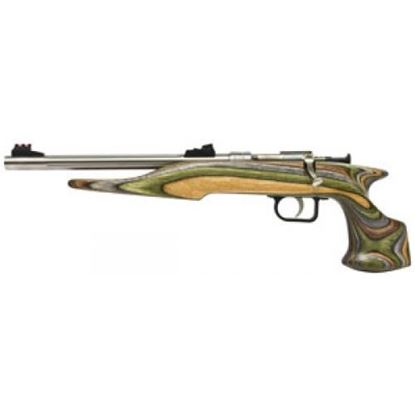 Picture of Keystone Sporting Arms 22LR Pistol SS/Camo Laminate