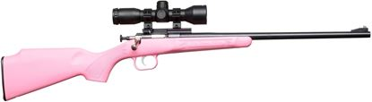 Picture of Keystone Sporting Arms Bolt Action Rifles W/Scopes
