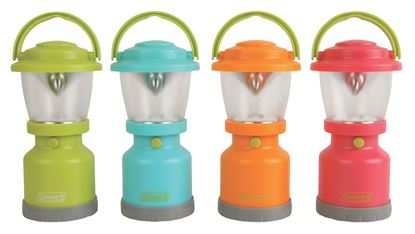 Picture of Coleman Kids Adventure Mini Lantern 4Aa, Assorted Colors