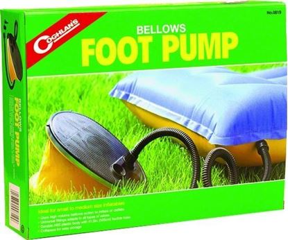 Picture of Coghlans 0819 Bellows Foot Pump