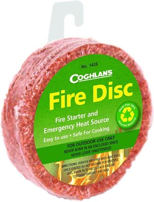 Picture of Coghlans 1426 Fire Disc