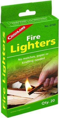 Picture of Coghlans 0150 Fire Starter Sticks 20Pk (041582)