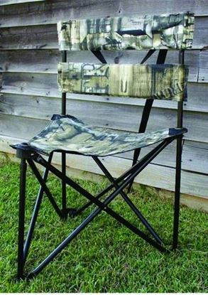 Picture of Primos PS60085 Double Bull Tri Stool, Truth Camo