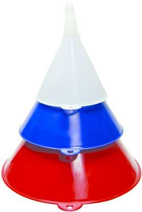 Picture of Hopkins HOPP05068 Funnel Set 3Pc