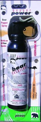 Picture of UDAP 12 Bear Spray, Can Only, 7.9oz, 225g