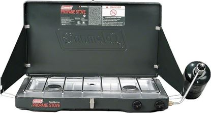 Picture of Coleman 2000020943NP 2 burner PPN stove