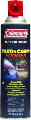 Picture of Coleman 7707 Yard & Camp Fogger Mosquito Repellent, 16oz Aerosol, 0.2% Tetramethrin