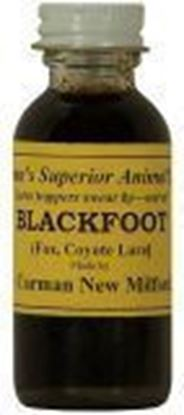 Picture of Black Foot Lure